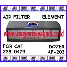 AF-203 - AIR FILTER ELEMENT FOR CAT 238-0479 / DOZER