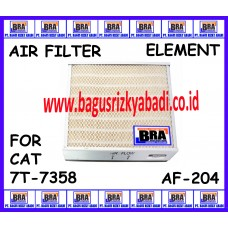 AF-204 - AIR FILTER ELEMENT FOR CAT 7T-7358