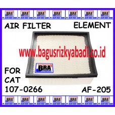 AF-205 - AIR FILTER ELEMENT FOR CAT 107-0266