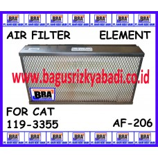 AF-206 - AIR FILTER ELEMENT FOR CAT 119-3355
