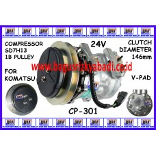CP-301 - SD7H13 1B for KOM HD785-7 24V