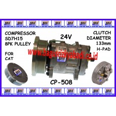CP-508 - SD7H15 - 4726 8 PK For CAT 24V