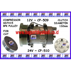 CP-509 - SD7H15 8 PK For CAT 12V