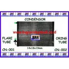 CN-001 - CONDENSOR 14x18x19mm FLARE TUBE