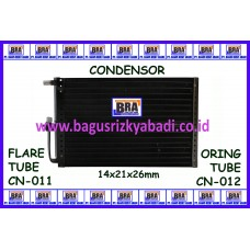 CN-011 - CONDENSOR 14x21x26mm FLARE TUBE