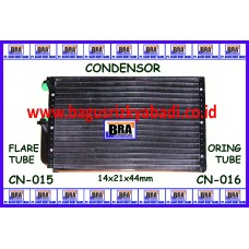 CN-015 - CONDENSOR 14x21x44mm FLARE TUBE