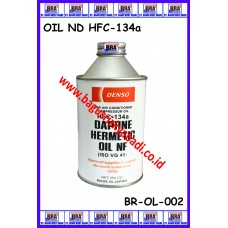 OIL ND HFC-134a