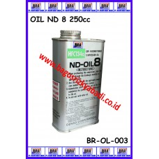 OIL ND 8 250cc