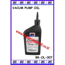 VACUM PUMP OIL