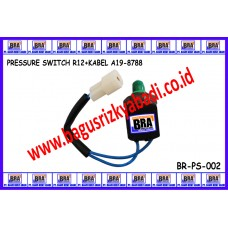 PRESSURE SWITCH R12+KABEL A19-8788