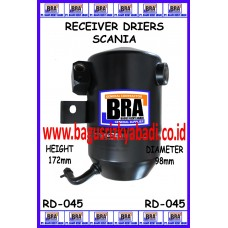 RECEIVER DRIERS SCANIA