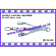 DOUBLE LANYARD ABSORBER ( BE SAFE )