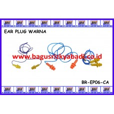 EAR PLUG WARNA