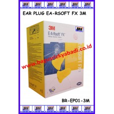EAR PLUG EA-RSOFT FX 3M