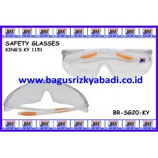 SAFETY GLASSES-KINGS KY 1151