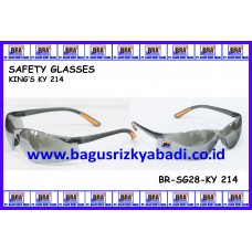 SAFETY GLASSES-KINGS KY 214