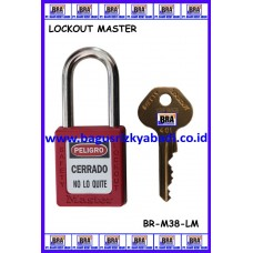 LOCKOUT MASTER ( PADLOCKS )