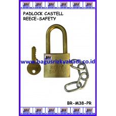 PADLOCK REECE-SAFETY