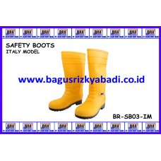 SAFETY BOOTS EXTRASAFE