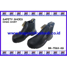 SAFETY SHOES KINGS SHORT FLEXIBLE