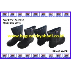 SAFETY SHOES KRUSHERS LONG