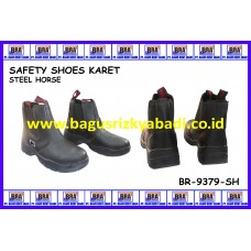 SAFETY SHOES STEEL HORSE