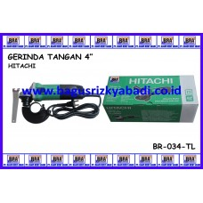 GERINDA TANGAN 4in HITACHI