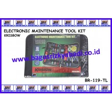ELECTRONIC MAINTENANCE TOOL KIT RISBOW