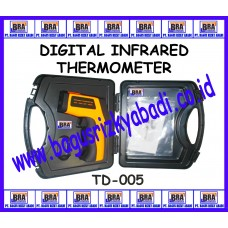 TD-005 - DIGITAL INFRARED THERMOMETER