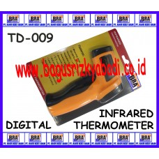 TD-009 - DIGITAL INFRARED THERMOMETER