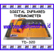 TD-320 - DIGITAL INFRARED THERMOMETER - AMTAST